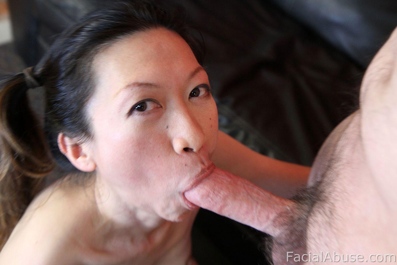 asian facial abuse